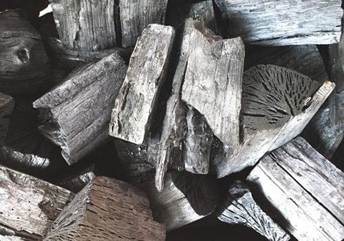 炭のイメージ