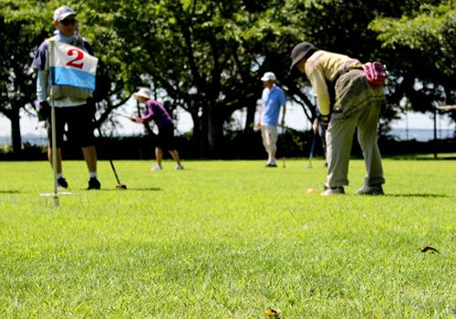 グランドゴルフのイメージ