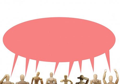 座談会のイメージ