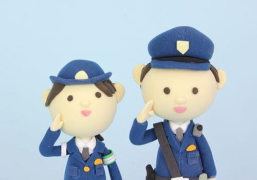 警察官B募集