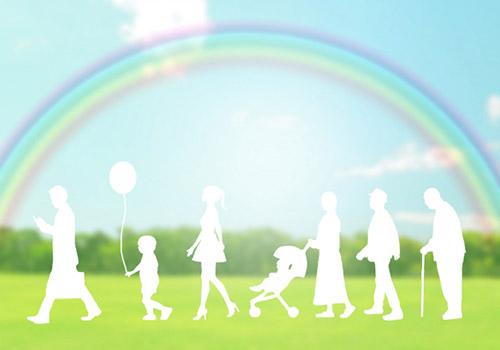 住民のイメージ