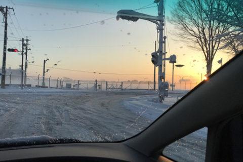 冬の交通事故県民運動