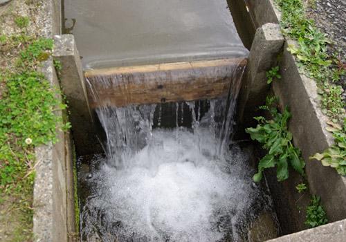 幹線用水路等の事故防止