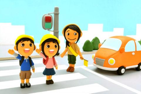 新入学期の子どもの安全確保運動
