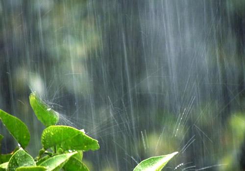 梅雨期における災害防止