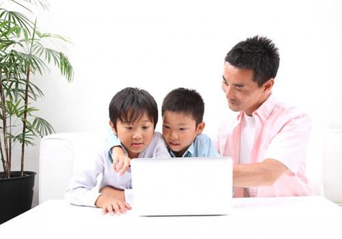 家庭教育のイメージ