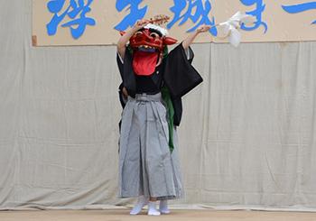 八谷崎太神楽