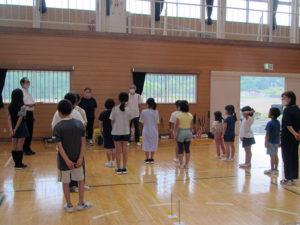 夏のきらめき講座 ゲートボール